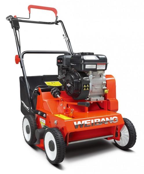 Weibang Benzin-Vertikutierer WB 384 RB AL
