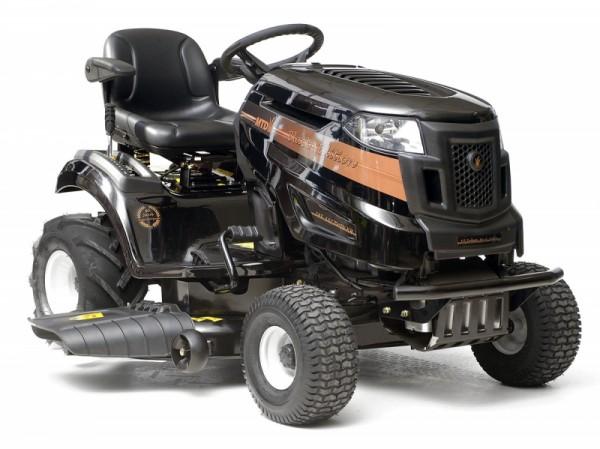 Black Edition Hochgrasmäher 285/117 TWIN HK - Kawasaki Motor