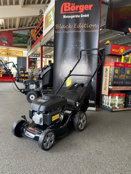Black Edition HW 41 B H Benzin Rasenmäher - Honda GCV 160