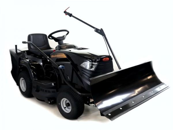 Black Edition Rasentraktor PRO 165/84 HB - Briggs&Stratton mit Schneeschild 110 Plus
