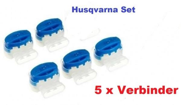 Husqvarna Automower Kabelverbinder - 5 Stück