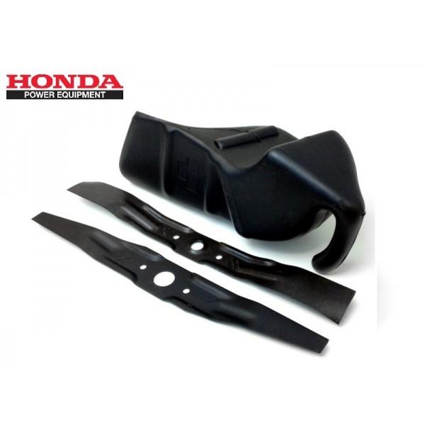Honda Mulchsatz (Messersatz & Stopfen) HRD 536