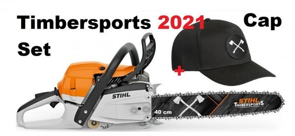STIHL Motorsäge MS 261 C-M -40 cm Timbersports® WM 2021
